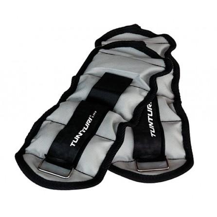 Bandes lestées pour jambes et bras 2x1.5kg Tunturi 14TUSFU119