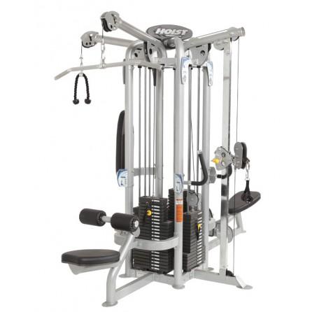 Jungle Machine - Tour 4 postes - Hoist Fitness CMJ-6000-1