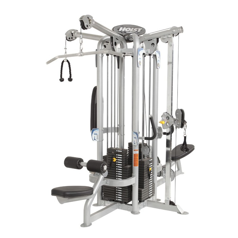 Jungle machine hoist fitness cmj 6000 1 importateur exclusif france - Station de musculation professionnelle ...