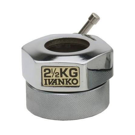 Colliers de Serrage à Pression Ivanko COC-2.5
