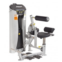 Abdos / Lombaires Hoist Fitness Dual Series HD-3600