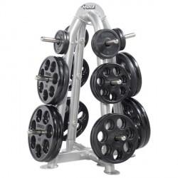 Range-Disques 12 Epis Hoist Fitness CF-3444