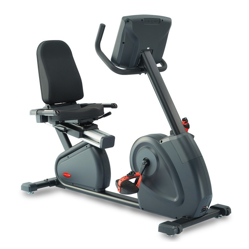 V lo semi allong circle fitness r7 r8 importateur exclusif france - Velo allonge fitness ...