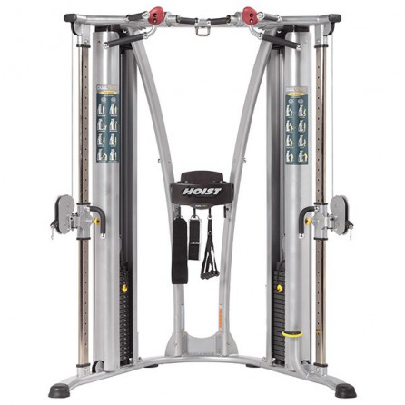 Double Poulie Universelle Professionnelle Haut de Gamme HD-3000 Hoist Fitness