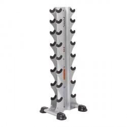 Range-haltères vertical 8 paires