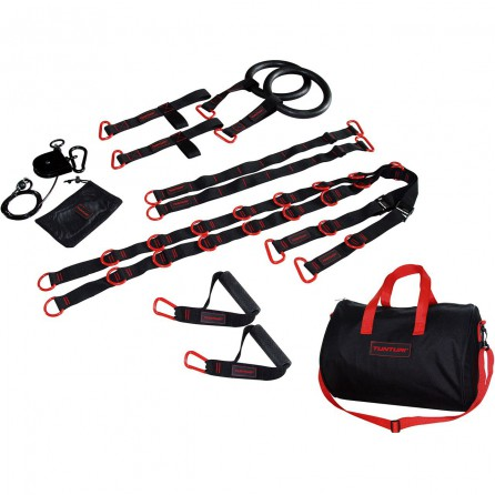 Cross Fit Trainer - Kit Suspension Training Tunturi 14TUSCF001