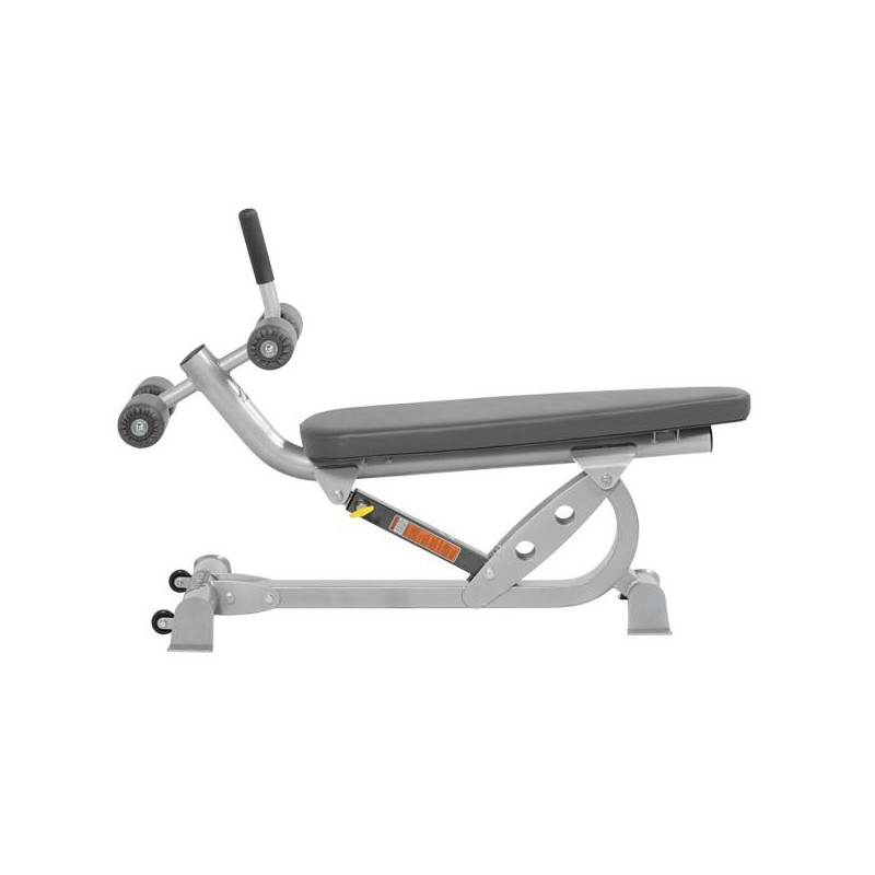 Banc Abdos Hoist Fitness Hf 4264 Importateur Exclusif France