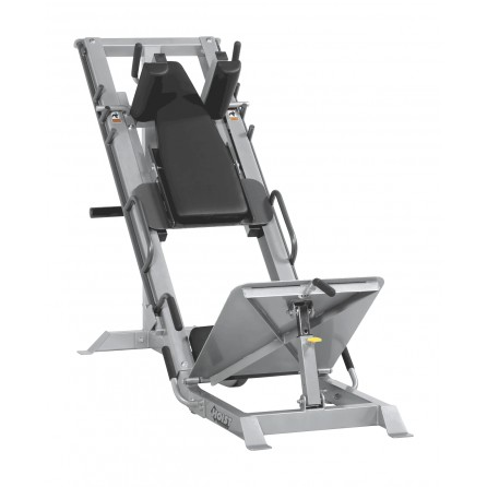 Presse à Jambes 45° / Hack Squat Hoist Fitness HF-4357 - MJ Distribution