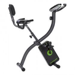 Vélo X-Bike avec dossier Tunturi CardioFit B25