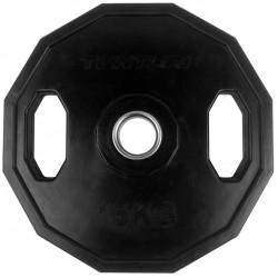 Disque Olympique PRO à poignées 15 kg