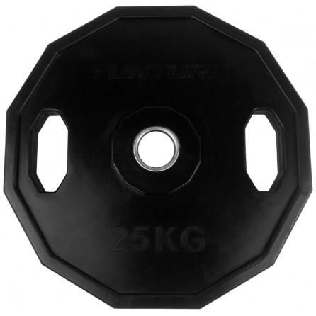 Disque Olympique PRO à poignées 25 kg Tunturi 14TUSCL298