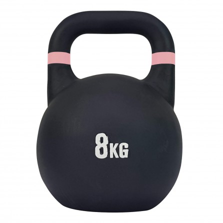 Kettlebell PRO Compétition 8 kg Tunturi 14TUSCF067