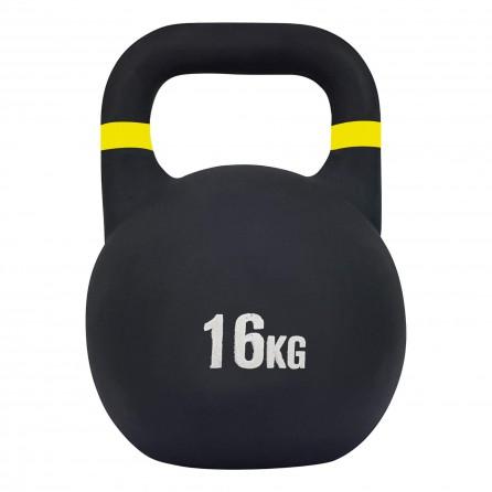 Kettlebell PRO Compétition 16 kg Tunturi 14TUSCF069