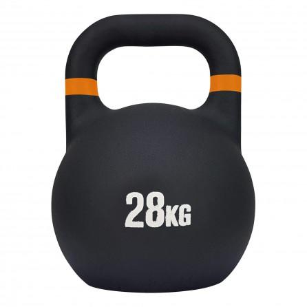 Kettlebell PRO Compétition 28 kg Tunturi 14TUSCF072