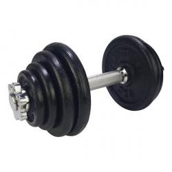 Haltère modulable 1.5 à 15 kg