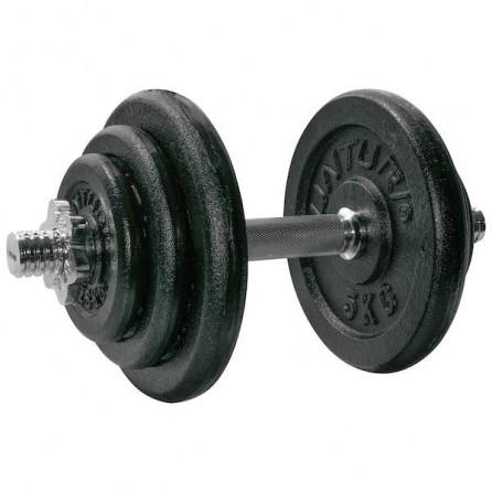 Haltère modulable 5 en 1 de 2 à 20 kg - Tunturi 14TUSCL236