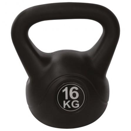 Kettlebell PVC 16 kg Tunturi 14TUSCL183 - Importateur Exclusif France
