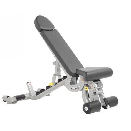 Banc Réglable Plat-Incliné-Décliné Hoist Fitness CF-3165