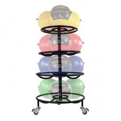 Rack pour Wall Balls PRO Tunturi 14TUSCF092