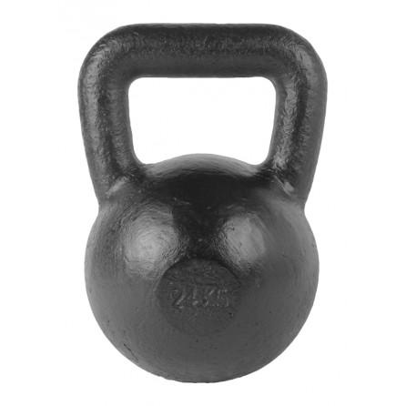 Kettlebell Fonte 24 kg avec pad caoutchouc TUNTURI 14TUSCL335