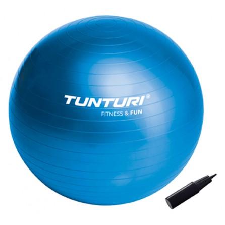 Gymball Bleu 55 cm TUNTURI 14TUSFU134