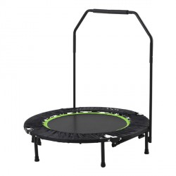 Trampoline pliable et inclinable