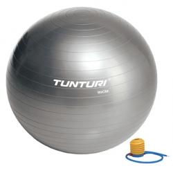 Gymball silver 90 cm TUNTURI 14TUSFU280