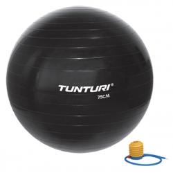 Gymball noir 75 cm Tunturi 14TUSFU285