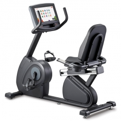 Vélo Semi-Allongé Professionnel Circle Fitness R8 E-Plus 2.0