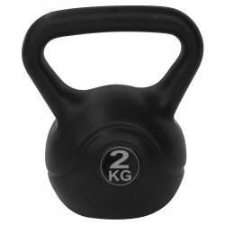 Kettlebell PVC 2 kg